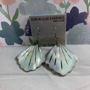 Aurum clad earring